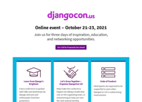Djangocon.us thumbnail