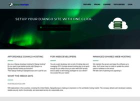 Djangoeurope.com thumbnail