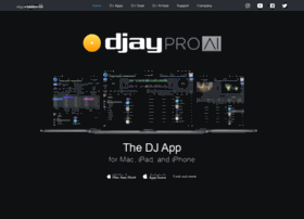 Djay-software.com thumbnail