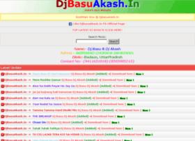 Djbasuakash.in thumbnail