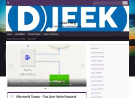 Djeek.com thumbnail