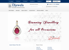 Djewels.org thumbnail
