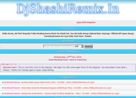 Djshashiremix.in thumbnail