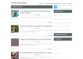 Dk-orientering.dk thumbnail