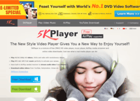 dl1 5kplayer com at WI  5KPlayer - Built-in with Free