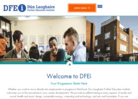 Dlcfe.ie thumbnail