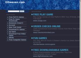 Dlheaven.com thumbnail