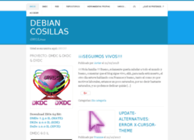 Dmdcosillas.org thumbnail