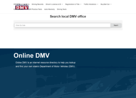 Dmv-department-of-motor-vehicles.com thumbnail