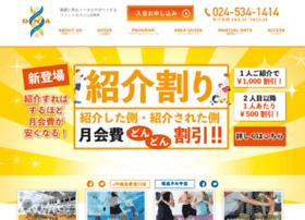 Dna-gym.jp thumbnail