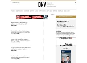 Dnv-news.de thumbnail