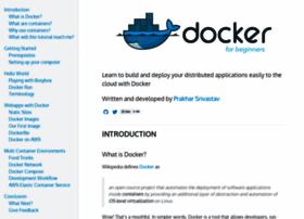 Docker-curriculum.com thumbnail