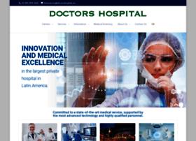 Doctorshospital.mx thumbnail
