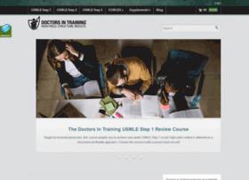 Doctorsintraining.com thumbnail