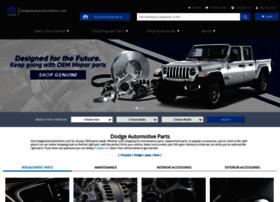 Dodgeautomotiveparts.com thumbnail