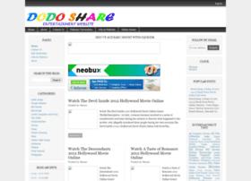 Dodoshare.blogspot.com thumbnail
