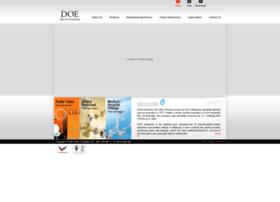 Doe.com.my thumbnail
