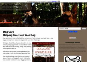 Dog-care-knowledge.com thumbnail