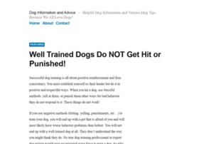 Dog-luv.com thumbnail