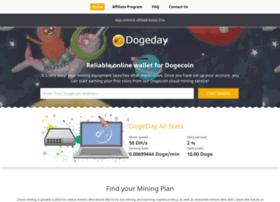 Dogeday.website thumbnail