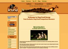 Dogfoodscoop.com thumbnail