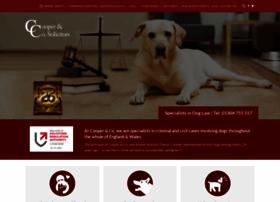 Doglaw.co.uk thumbnail
