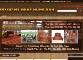 Dogohunganh.com.vn thumbnail