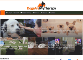 Dogsaremytherapy.com thumbnail