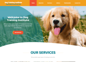 Dogtrainernoida.in thumbnail