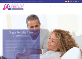Dogusfertilityclinic.co.uk thumbnail