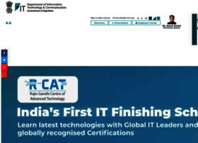 Doitc.rajasthan.gov.in thumbnail