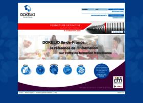 Dokelio-idf.fr thumbnail