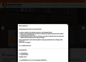 Doktervanderscheuren.be thumbnail