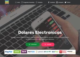Dolareselectronicos.com.ve thumbnail