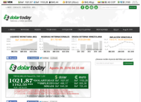 Dolartoday.co thumbnail