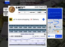 Dollaro-euro.it thumbnail