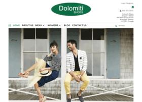 Dolomitishoes.ca thumbnail