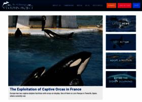 Dolphinproject.net thumbnail