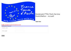 Dom-pada-sasa.france-terre-asile.org thumbnail