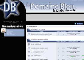 Domainebleu.ca thumbnail