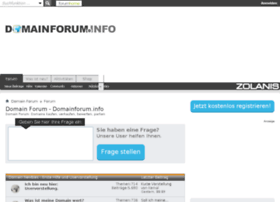 Domainforum.info thumbnail