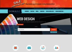 Domainz.net.nz thumbnail