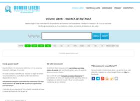 Domini-liberi.it thumbnail
