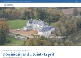 Dominicaines-du-saint-esprit.fr thumbnail