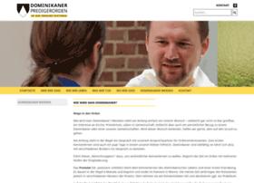 Dominikaner-werden.de thumbnail