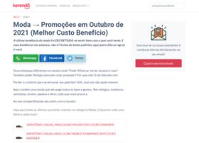 Dominiodamodablog.com.br thumbnail