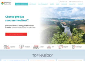 Domov-beroun.cz thumbnail