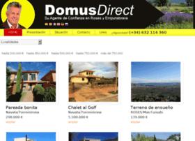 Domusdirect.net thumbnail