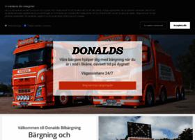 Donaldsbilbargning.se thumbnail