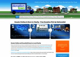 Donationtown.org thumbnail
